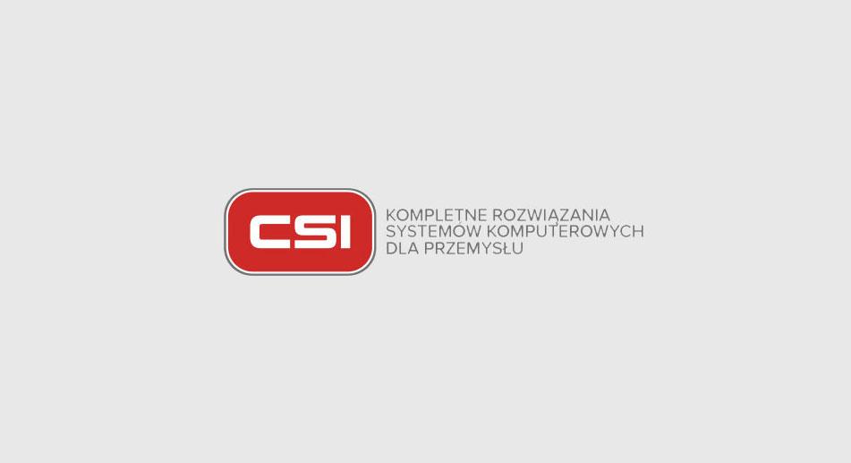 CSI - kompletne rozwiązania systemów komputerowych dla przemysłu