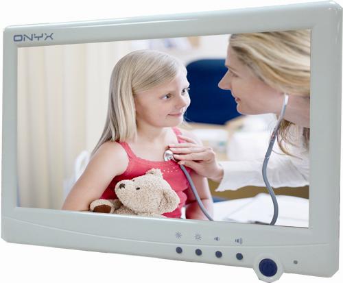 """Profesjonalna stacja medyczna z ekranem LCD 11.6"""" oraz procesorem Intel Atom"""