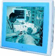 """Profesjonalny terminal medyczny z ekranem LCD 17"""" oraz procesorem Intel Core 2 Duo"""