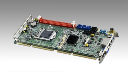 Przemysłowy Backplane PICMG Advantech PCE-5128 ze wsparciem procesorów Intel® Core™ i7/i5/i3 | USB3.0, SATA3.0, SW Raid 0, 1, 5, 10, TPM, GPIO