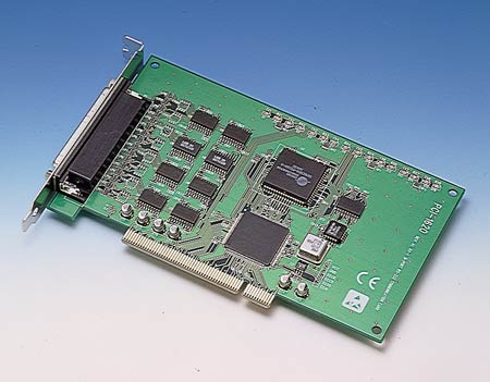8-port RS-232 PCI Comm Card, w/ Surge Protection