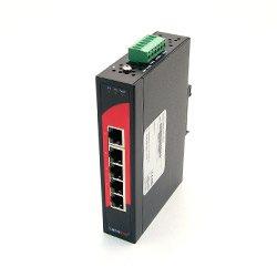 5-portowy niezarządzalny switch 10/100TX, LNX-500A