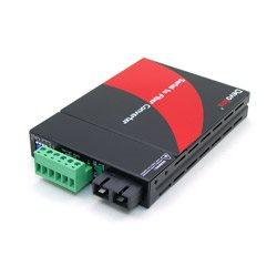 Konwerter RS-232/422/485 na światłowód wielomodowy 2km, złącze SC | STF-300C-CM02