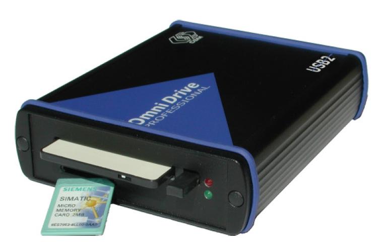 Czytnik kart LF/SD