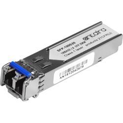 Moduł SFP 100 Mpbs, Single Mode 20KM / LC / 1310nm, SFP-100S20-T