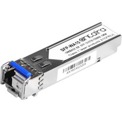 Moduł SFP, 1 Gigabit, WDM-A, SM/LC/10KM/11.0dB/TX:1310nm RX:1550nm, SFP-WA10
