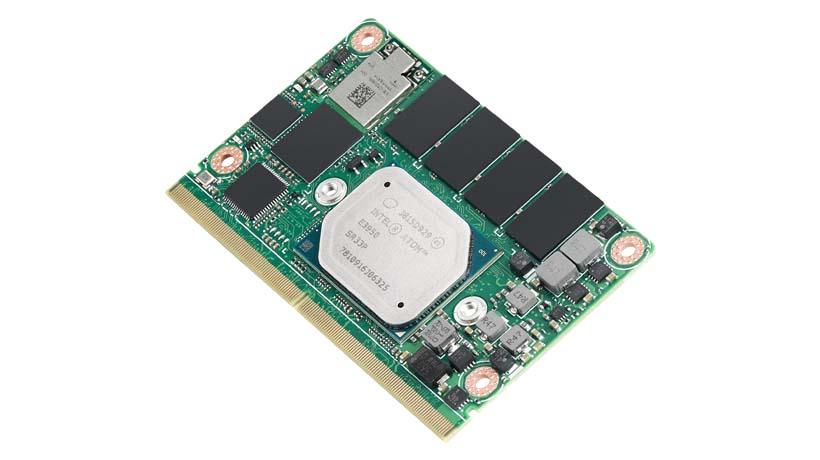 SMARC, Atom x5-E3930, 4GB DDR4, 0°C~+60°C