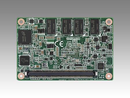 COM Express Mini, Type 10, Pentium N3710, 4GB DDR3L, 32GB eMMC, 0°C~+60°C