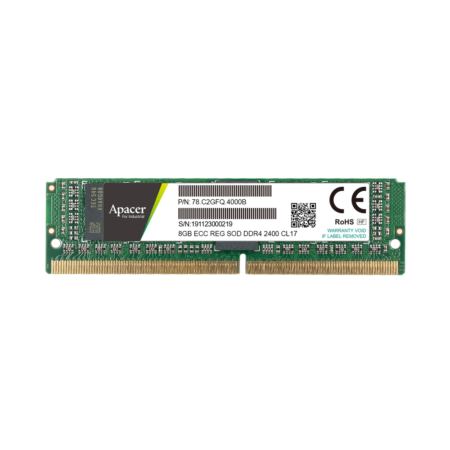 pamiec dram DDR4 ECC