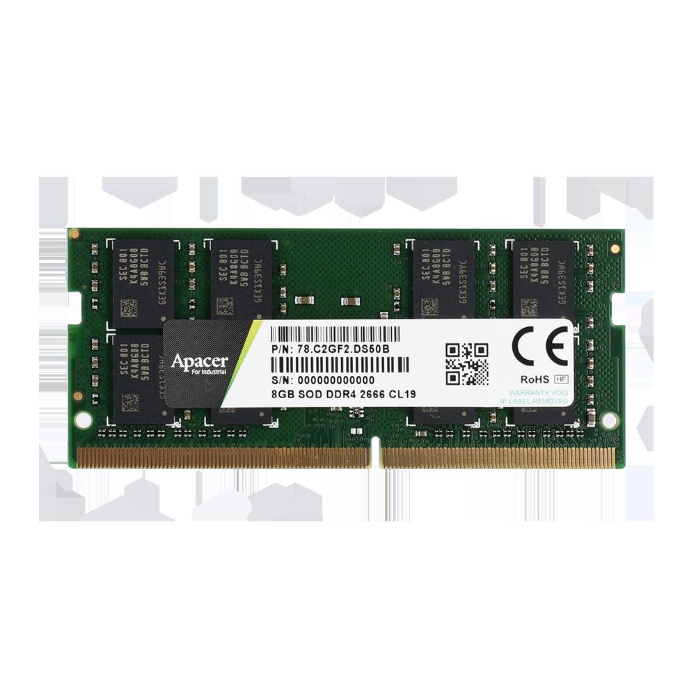 DDR4 SODIMM Apacer