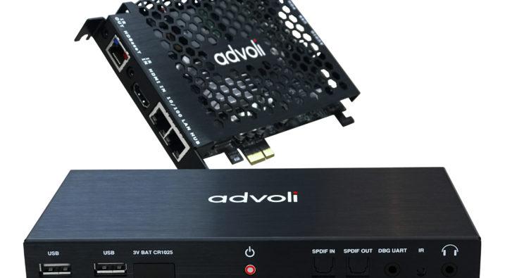 HDBaseT advoli
