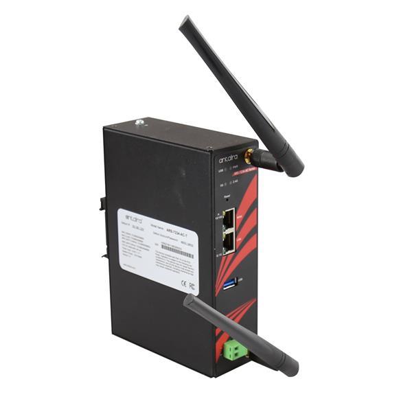 Access Point/Router do sieci 802.11b/g/n., -40°C~70°C, ARS-7234-AC-T