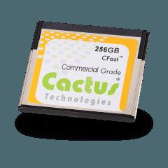 Karta CFast, MLC, 128GB, 0°C~+70°C, Seria 240S