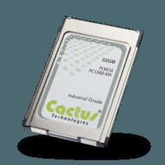 Karta PCMCIA ATA, SLC, 2GB, -45°C~90°C, Seria 303 PRO