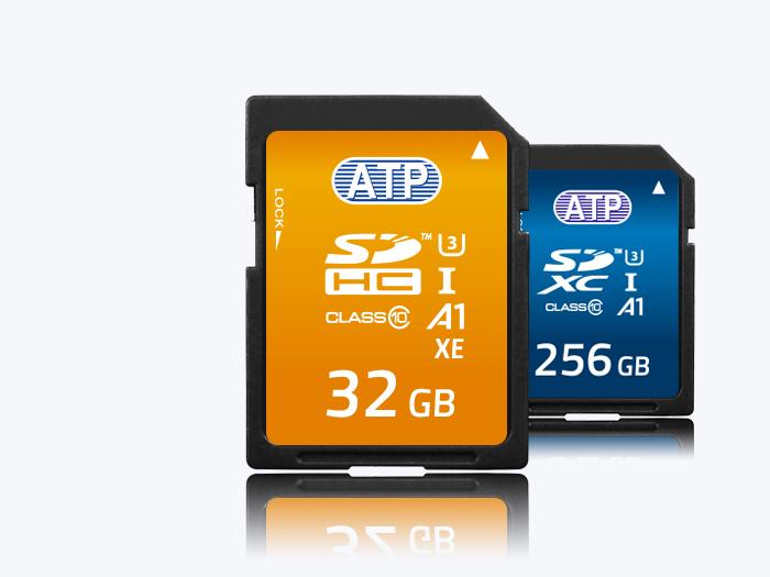 Karta SD Industrial, pSLC,16GB, -40°C~+85°C, S700Pi
