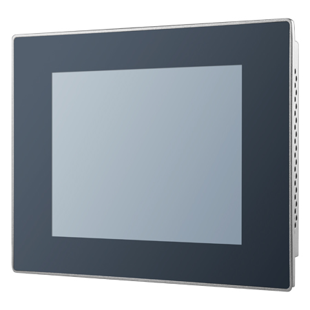 Komputer panelowy 6.5″, Celeron N2807, DDR3L, Rez. T/S, 2COM, 3USB, 2LAN, DC in 12~24V, 0°C~50°C