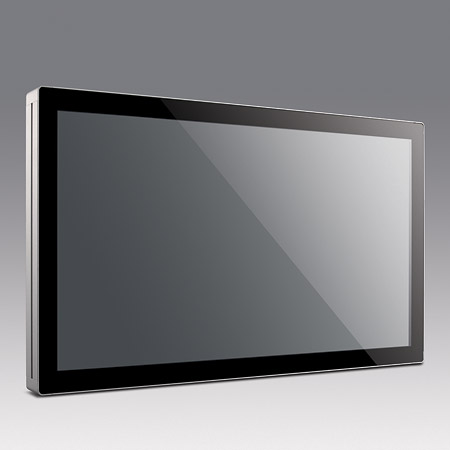 Komputer panelowy 15.6″, i3 3217UE, 4GB DDR3/DDR3L, GP, 2COM, 4USB, 2LAN, DC in 12V, 0°C~40°C