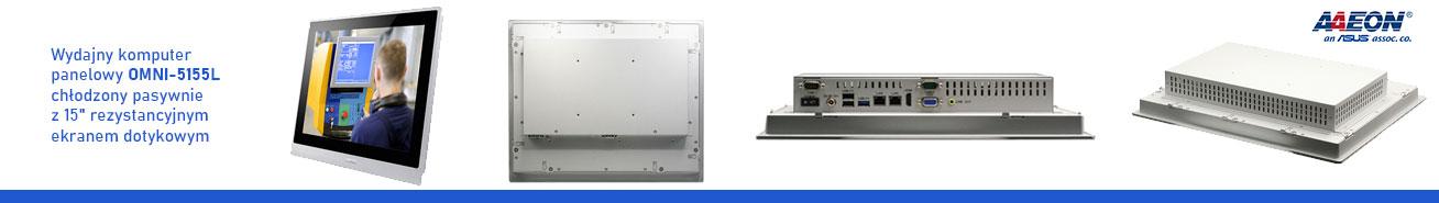 OMNI komputer panelowy