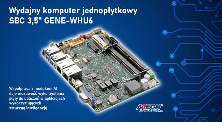 komputer GENE-WHU6