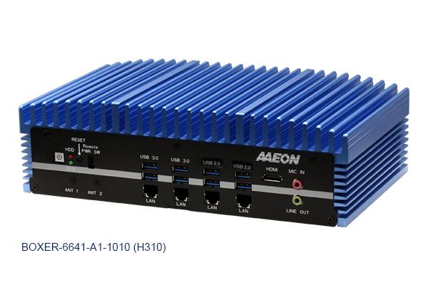 Box PC BOXER-6641