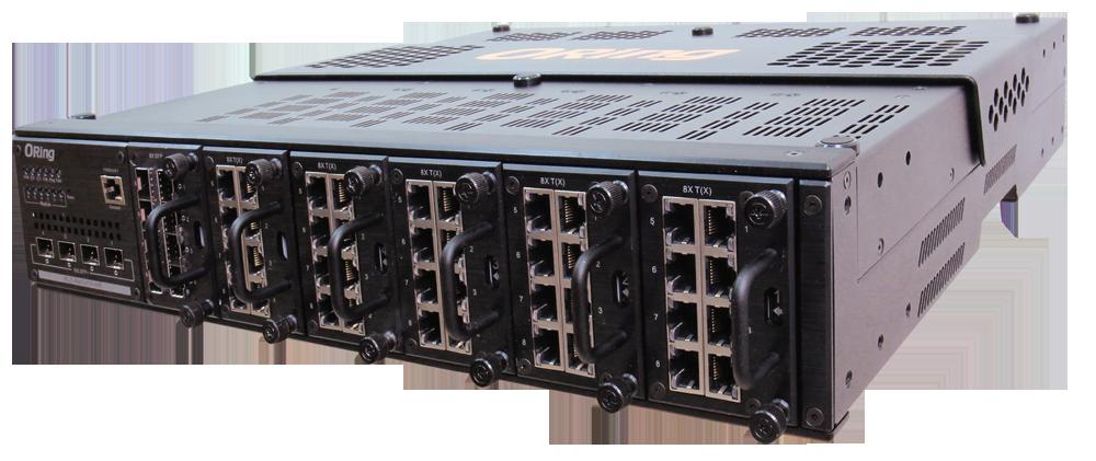 Zarządzalny switch Gigabit Ethernet, RGS-R9004GP+ME-HV
