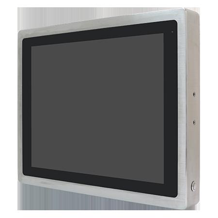 Monitor full IP66/IP69K 17″,1280 x 1024, VGA, HDMI, 350cd/m2, brak. T/S, 0°C~50°C, zasilacz